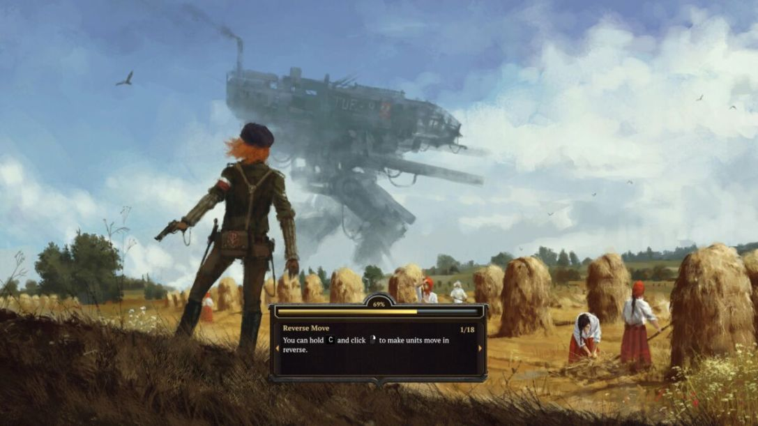 Iron Harvest review