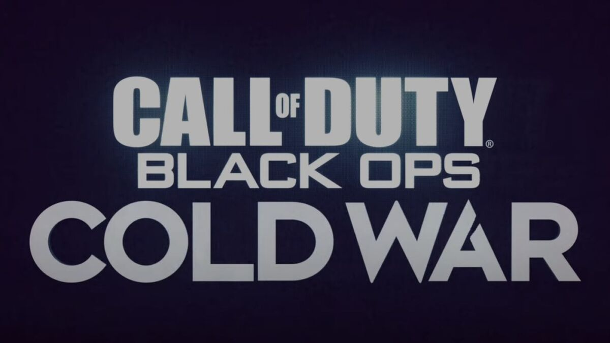 Black Ops - Cold War revealed as next Call of Duty game