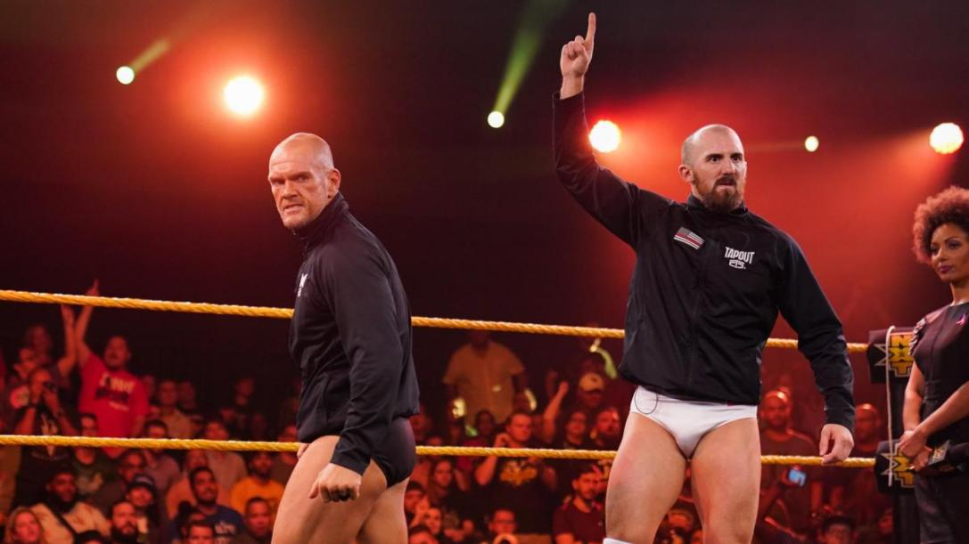 Oney Lorcan and Danny Burch