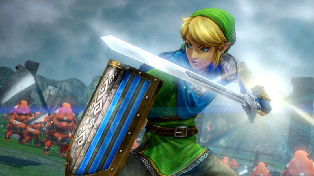 Hyrule Warriors 2014