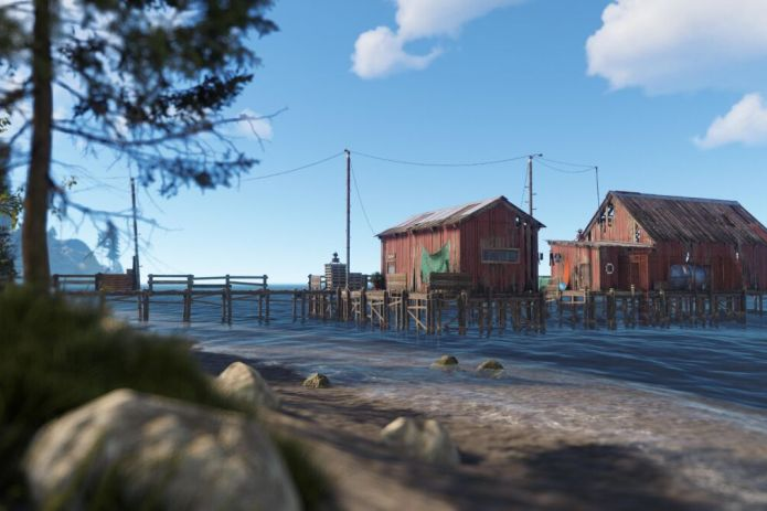 Rust Fishing Villages