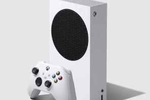 Xbox Series S design