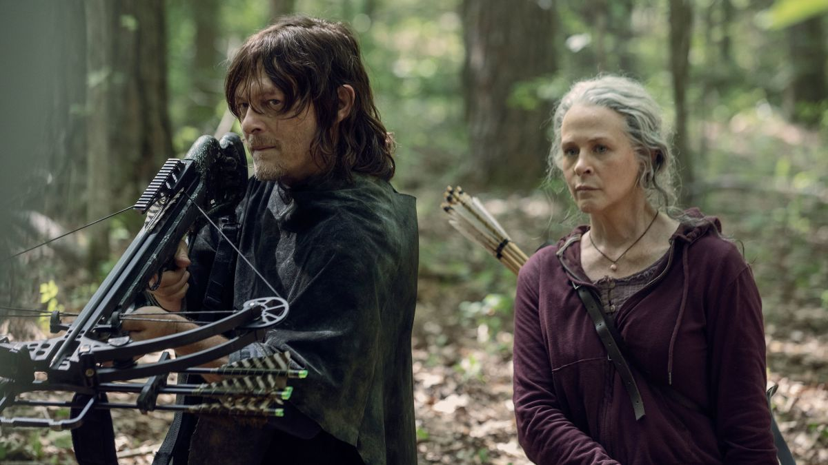 The Walking Dead to Wrap with Expanded Season, Two Spin-Offs - TVDRAMA