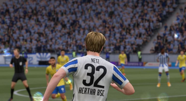 Luca Netz FIFA 21