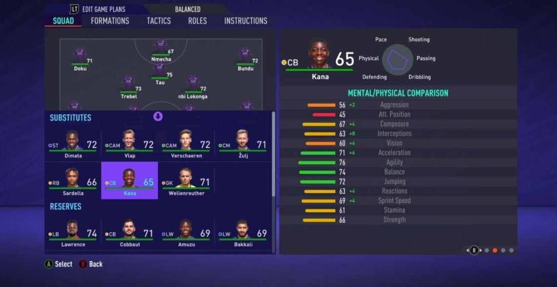 Marco Kana FIFA 21