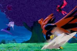 Sword and Shield Legendary Birds