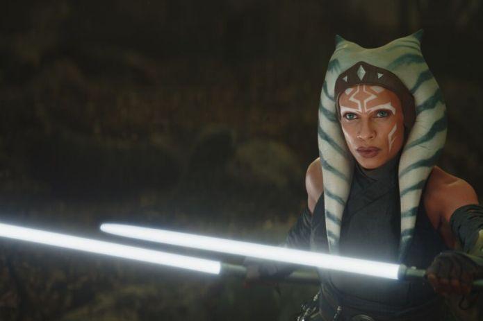 ashoka tano the mandalorian star wars
