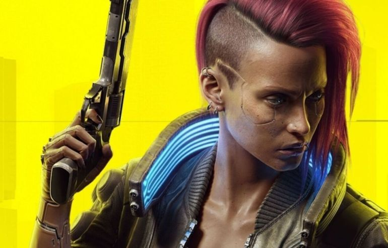 Cyberpunk 2077 female