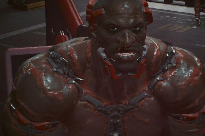 Cyberpunk 2077 Razor Hugh