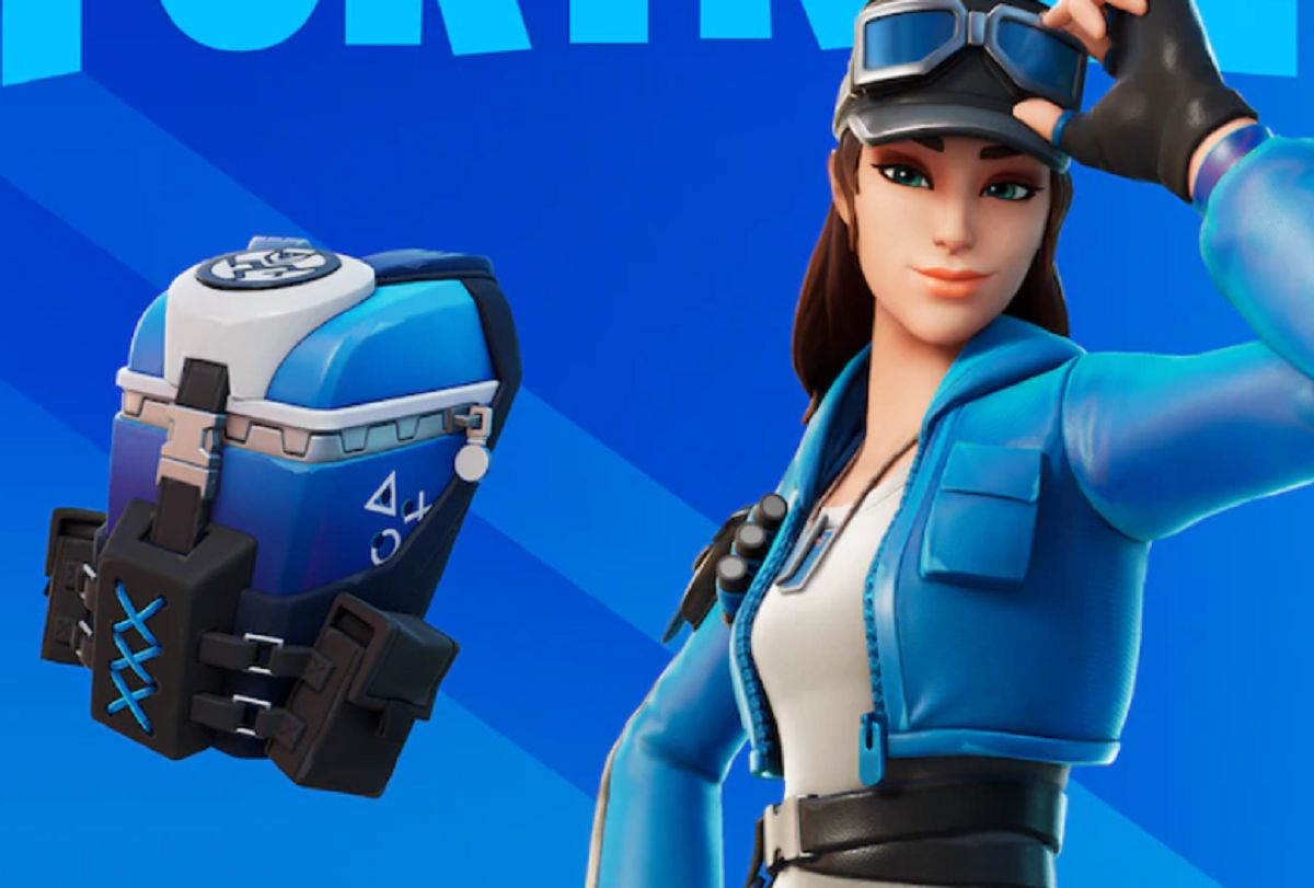 Fortnite Free Cloud Striker Playstation Plus Pack Available Now Cultured Vultures