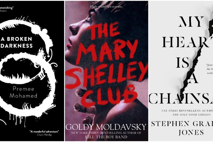 10 New Horror Novels To Scare Your Pants Off In 2021