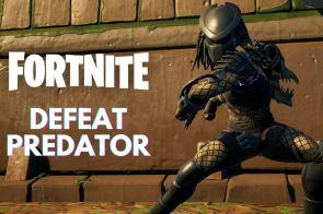 Fortnite Defeat Predator