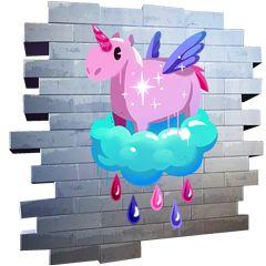 Fortnite Unicorn Spray