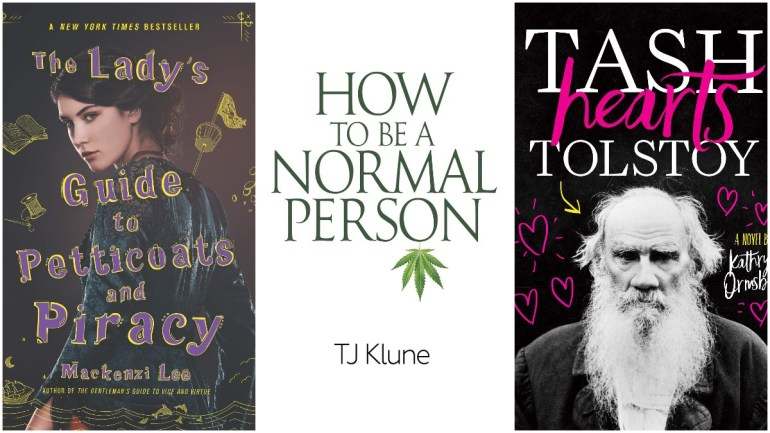 10 Books With Asexual and Aromantic Rep For An Alternative Valentine's Day