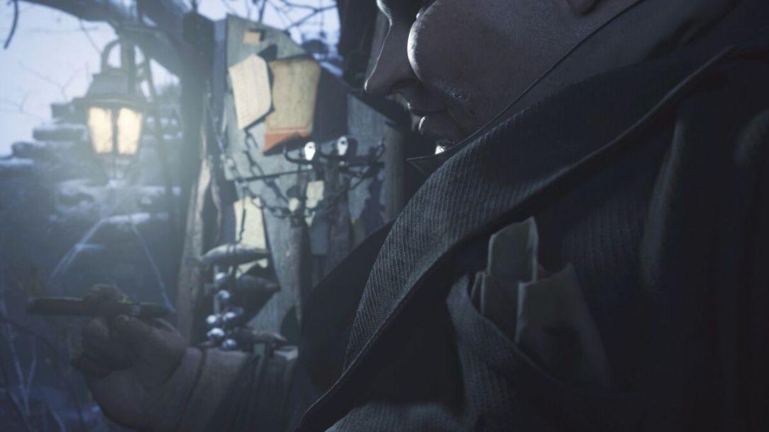 Resident Evil Village Merchant