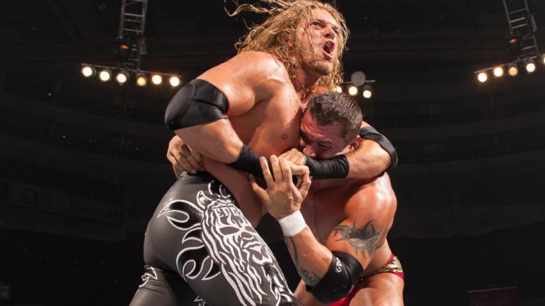 Edge vs Randy Orton Vengeance