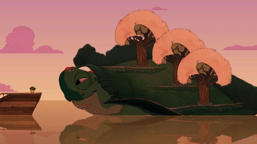 Spiritfarer Turtle