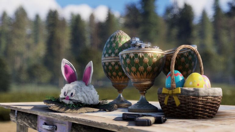 Rust Easter Event