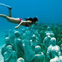 Mexico Travel: Scuba Diving Just Got Weird