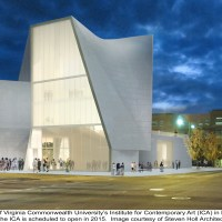 Richmond's New Contemporary Art Center