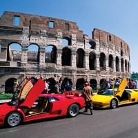 Rome by Lamborghini