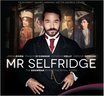 Image result for mr selfridge logo