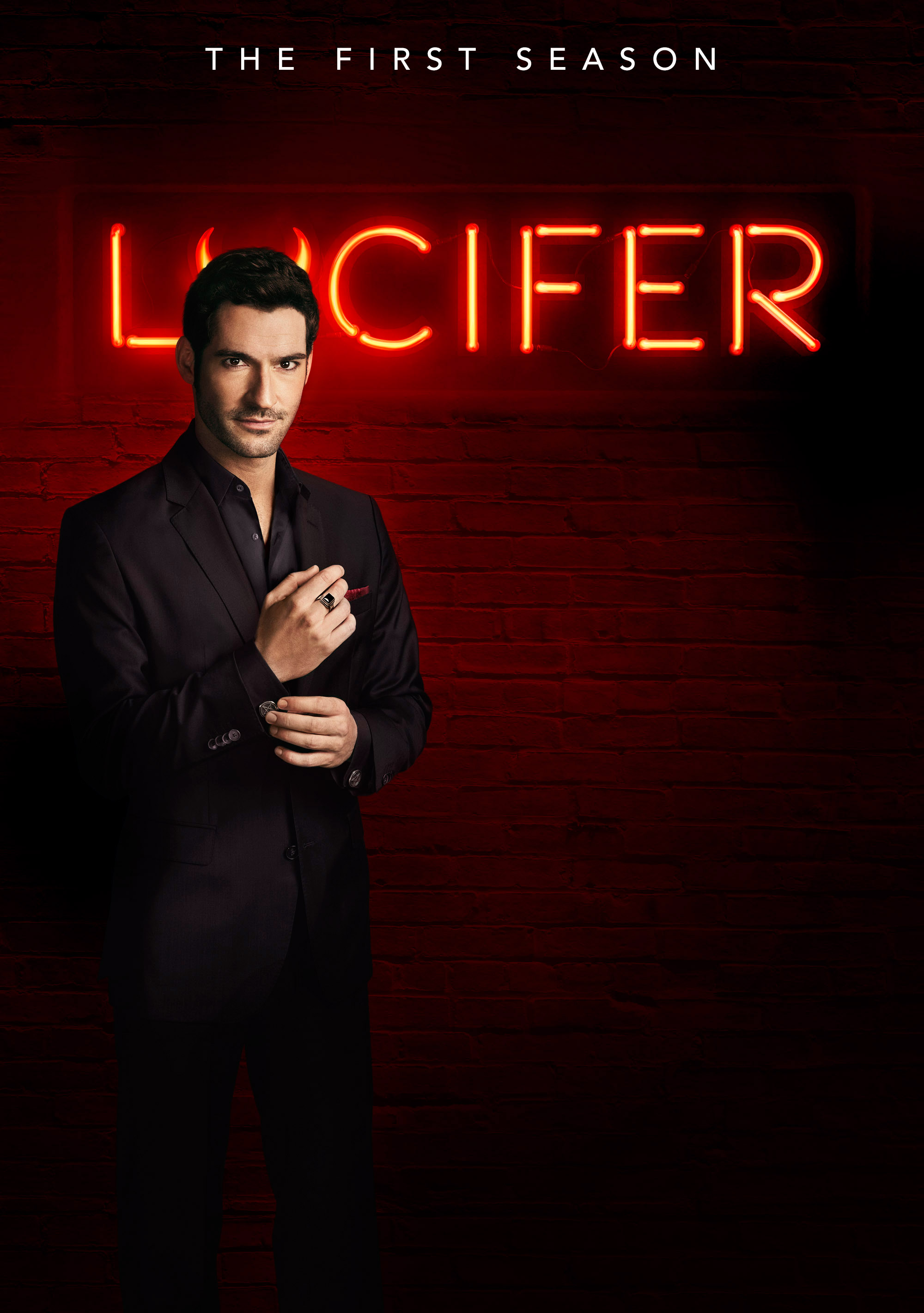 Image result for lucifer packshot