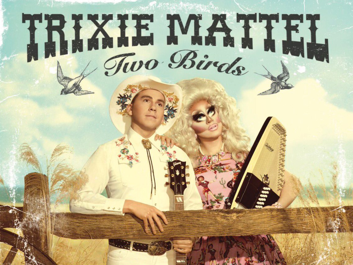 Image result for Trixie Mattel Two Birds