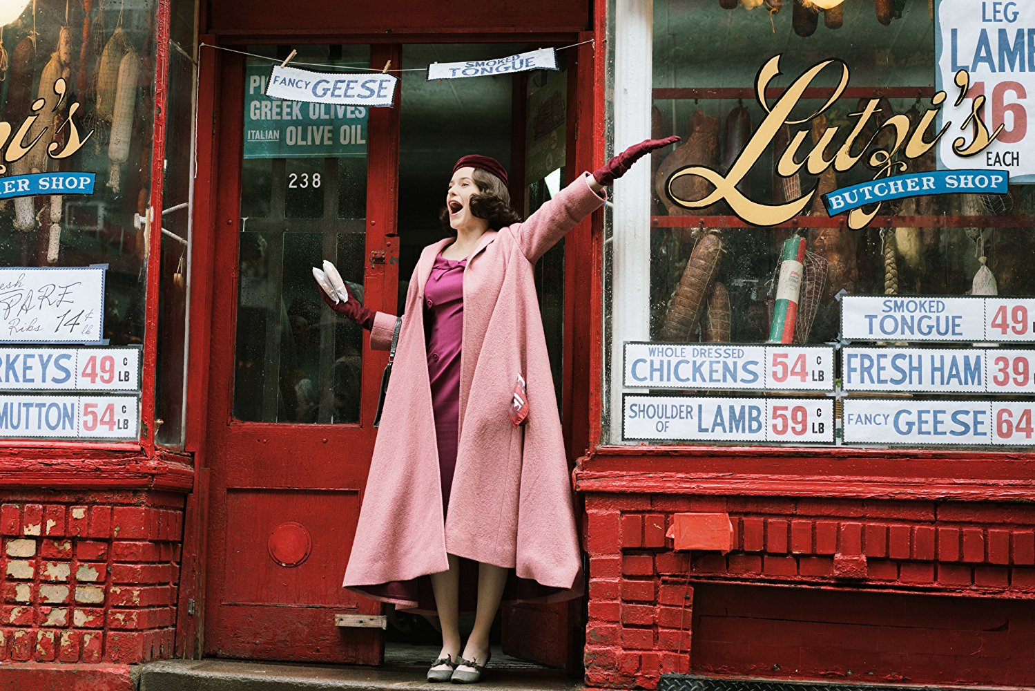 The Marvelous Mrs. Maisel review: Amy Sherman-Palladino has done it again   Culturefly