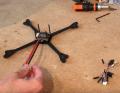 monter un drone racer