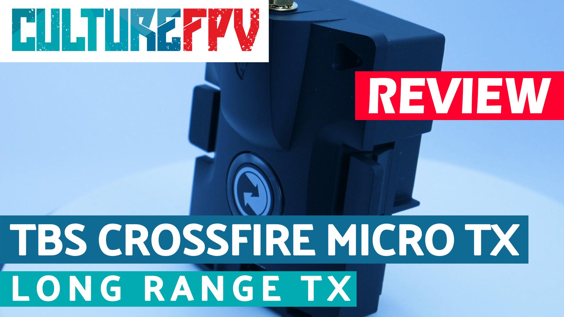 TBS Crossfire micro TX