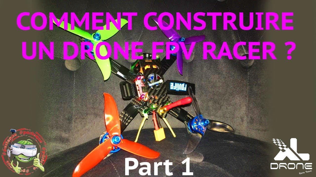 construire un drone
