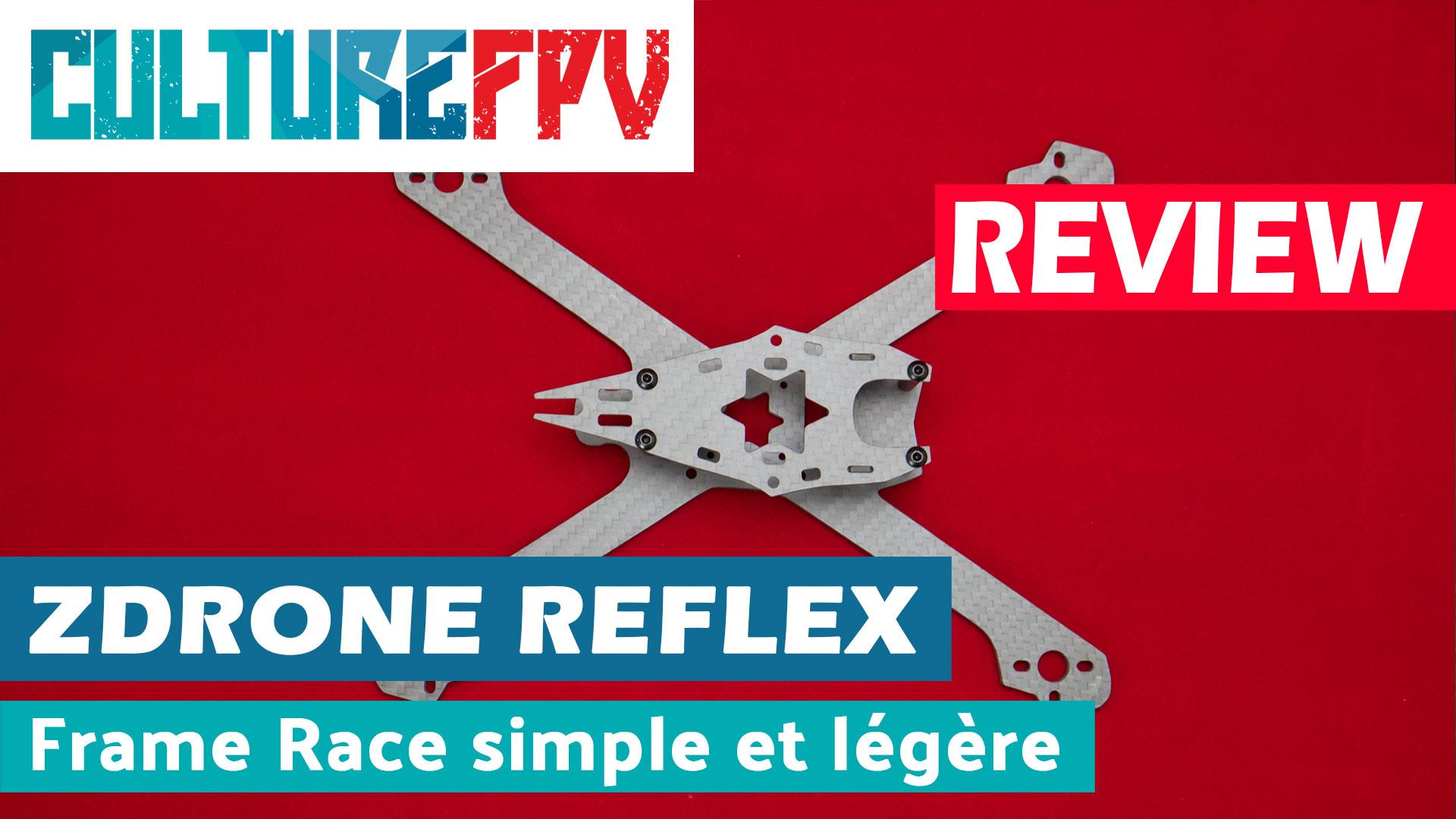 Zdrone Reflex