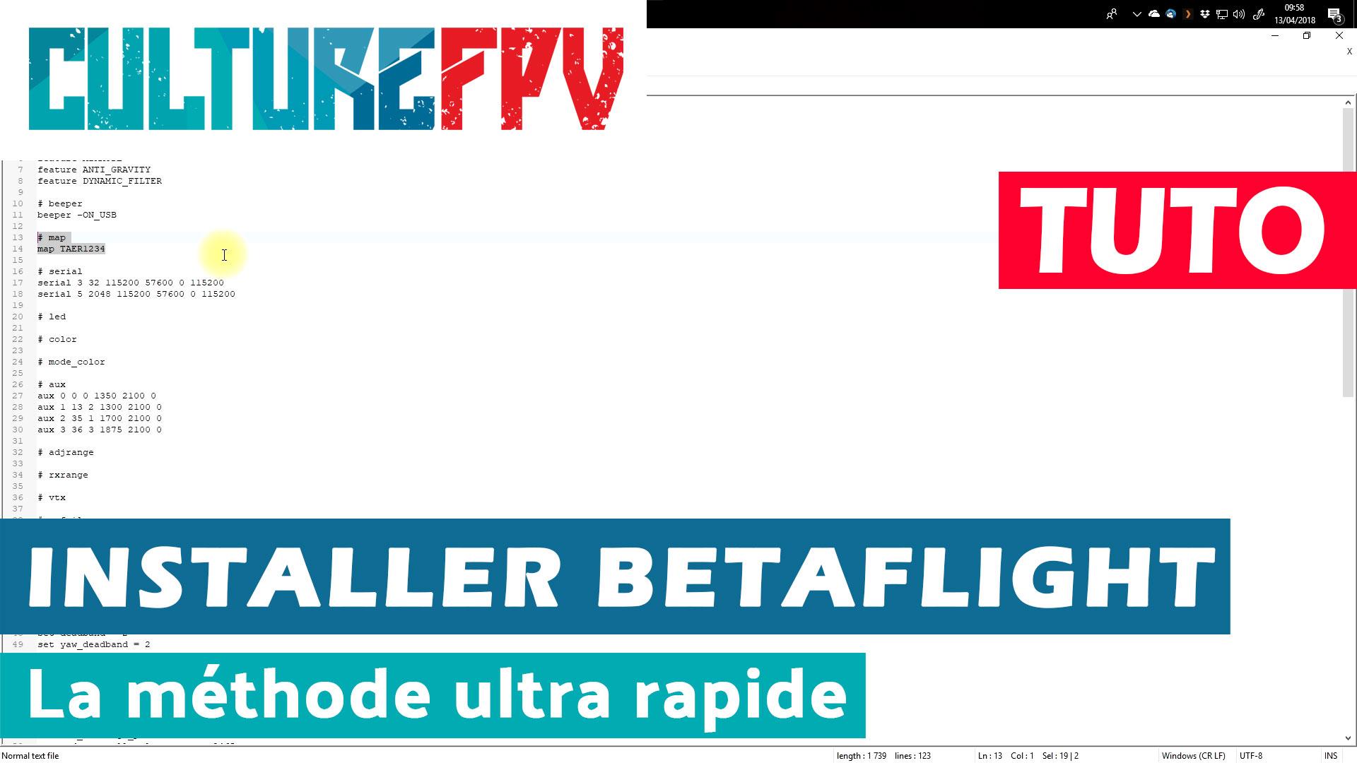 installer betaflight