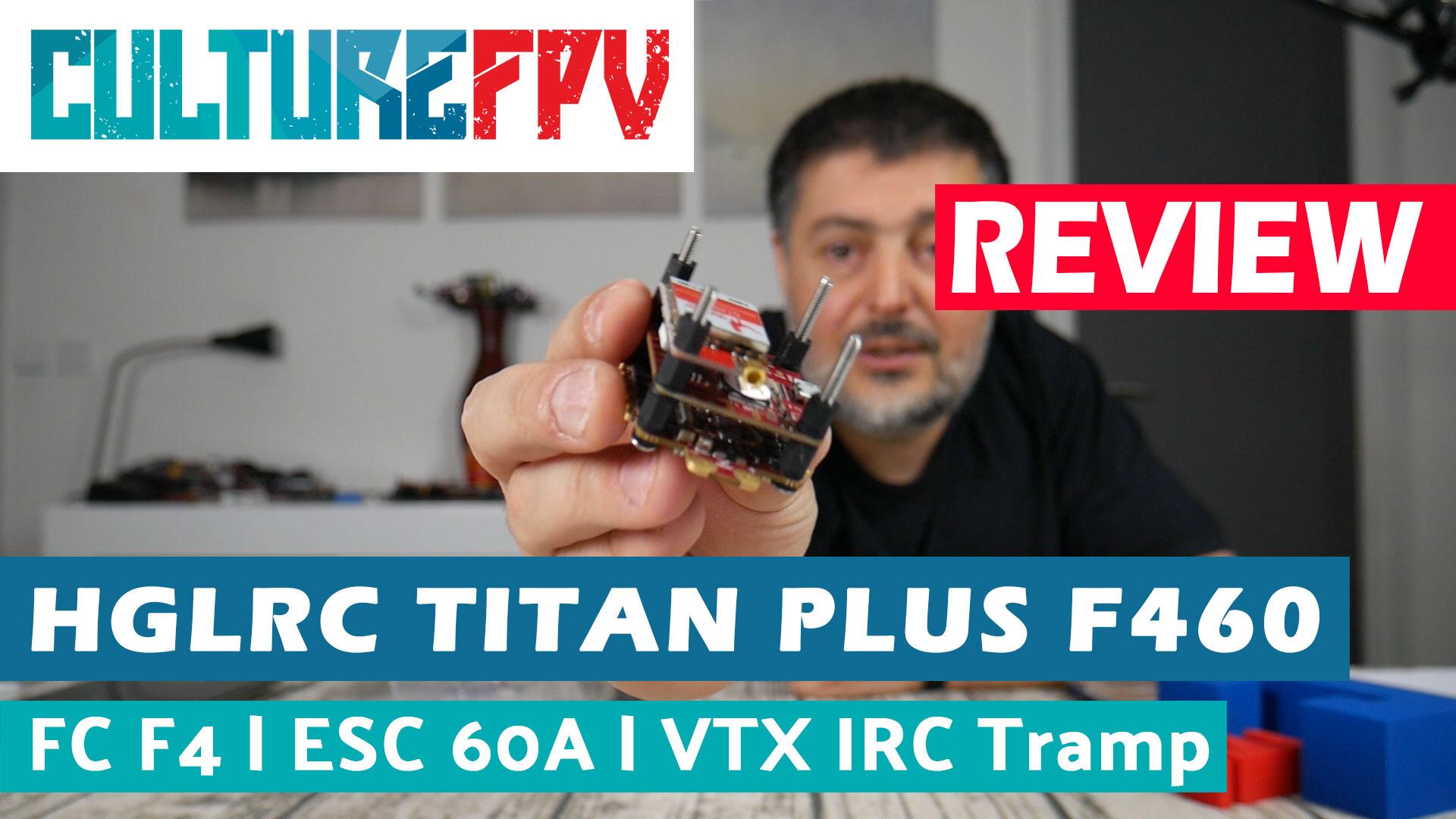HGLRC Titan plus