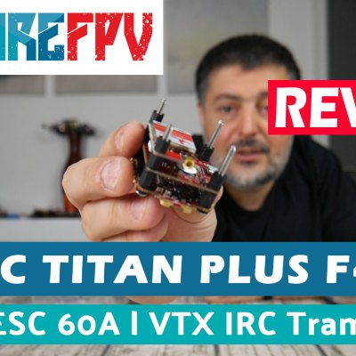 HGLRC Titan plus
