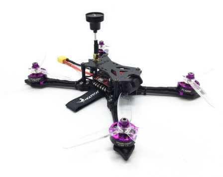 HGLRC Batman 220 vs Emax Hawk 5