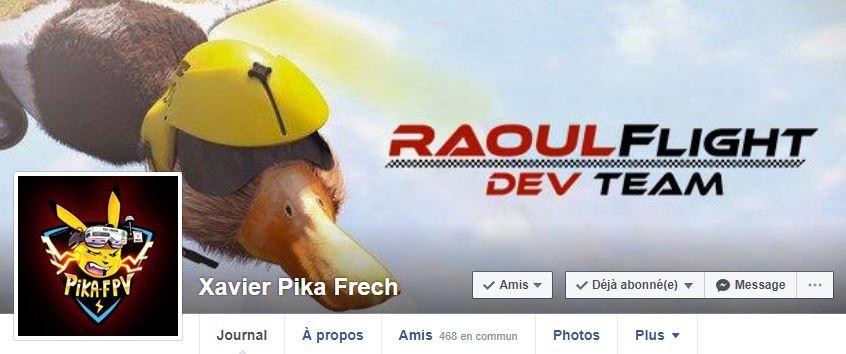 RaoulFlight RaoulFC 2.0 le canard volant