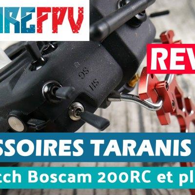 accessoire taranis Boscam 200RC