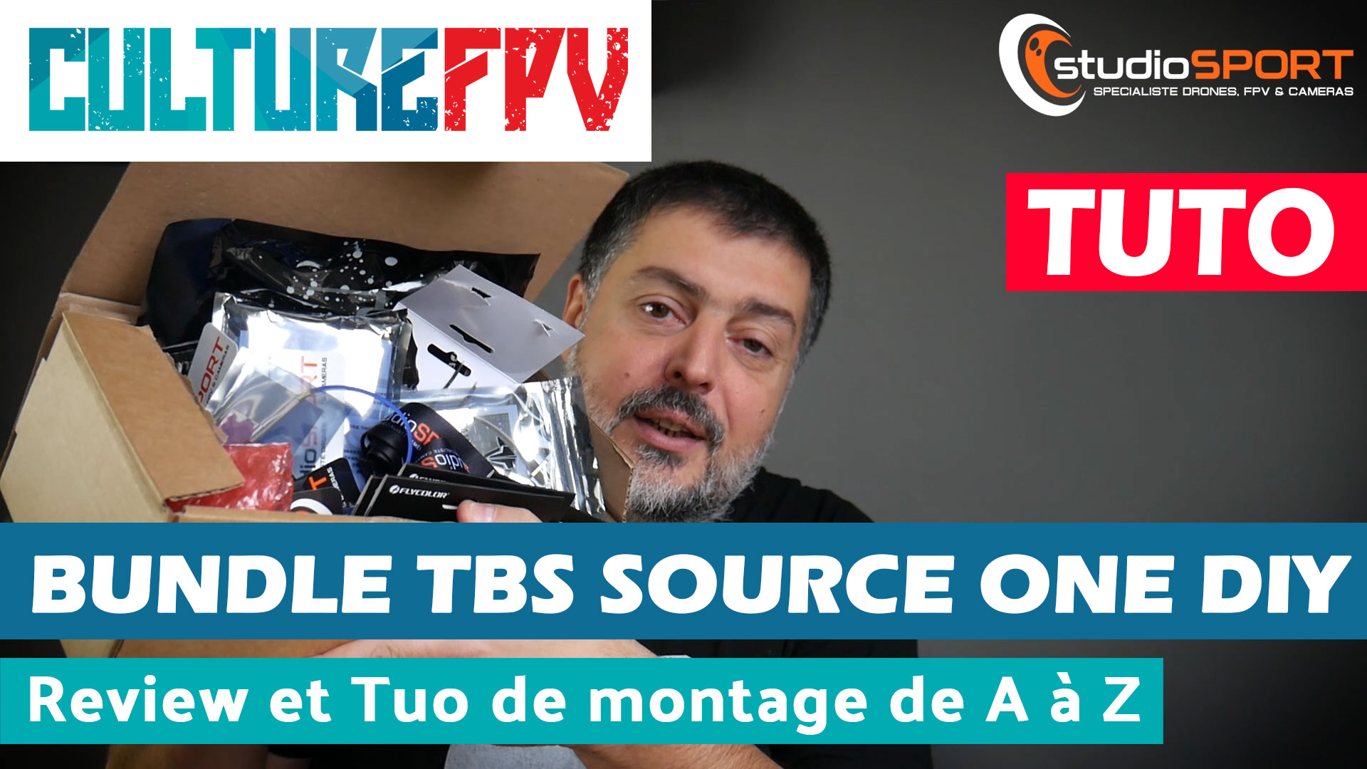 Bundle TBS Source One DIY