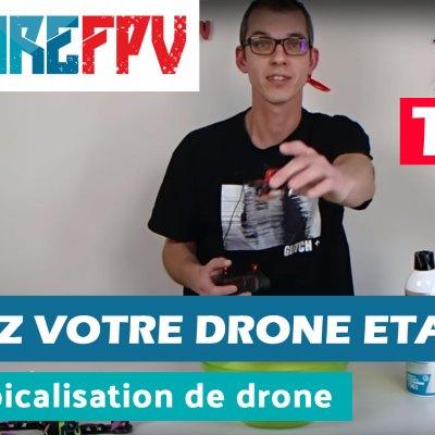 Rendez votre drone étanche