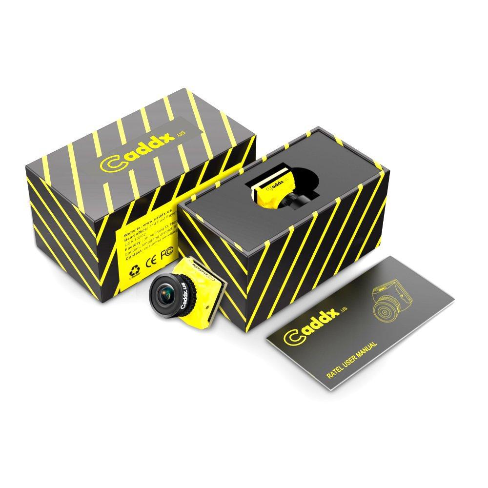 La Caddx Ratel - Une caméra FPV avec un filtre ND