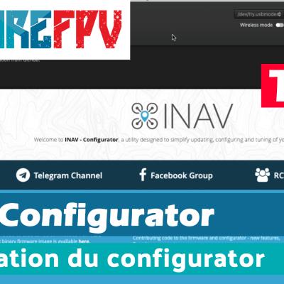 Configurateur INAV