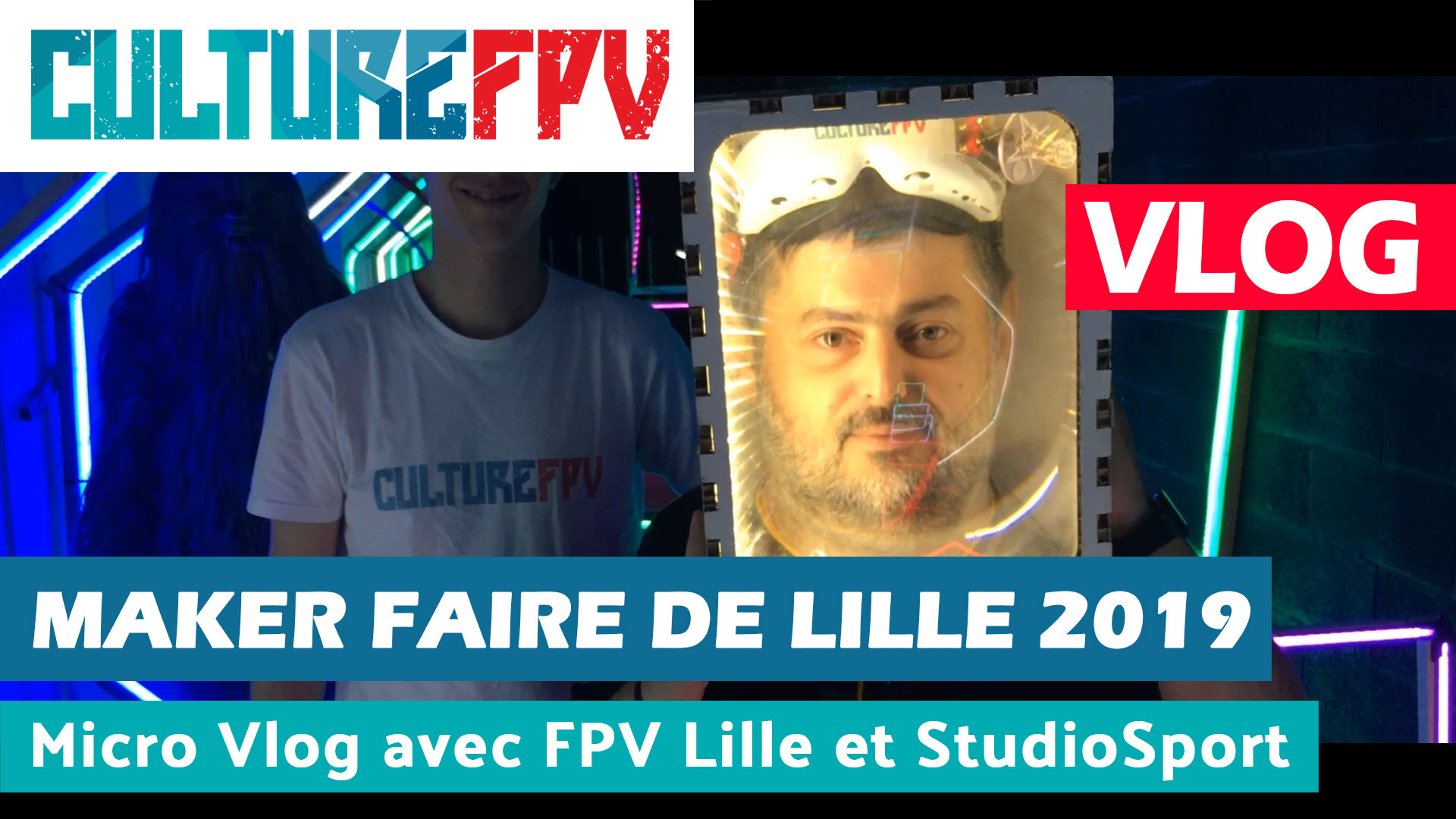 maker faire Lille 2019