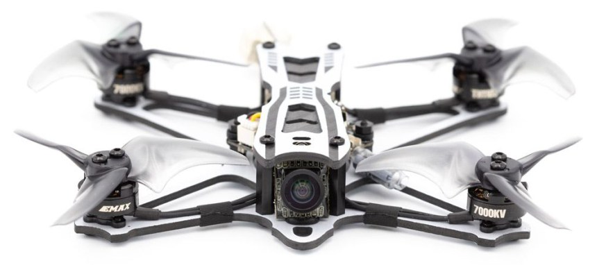 Emax TinyHawk Freestyle, le toothpick d'emax