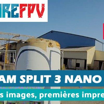 Runcam split 3 nano