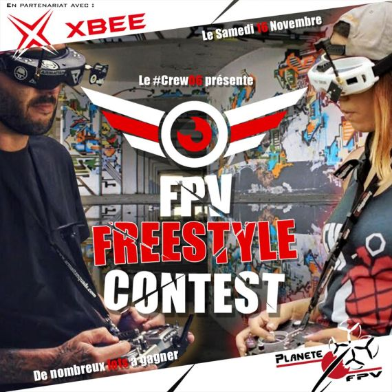 FPV FREESTYLE CONTEST