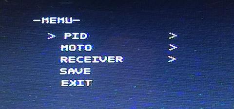 BetaFPV Lite 2S OSD