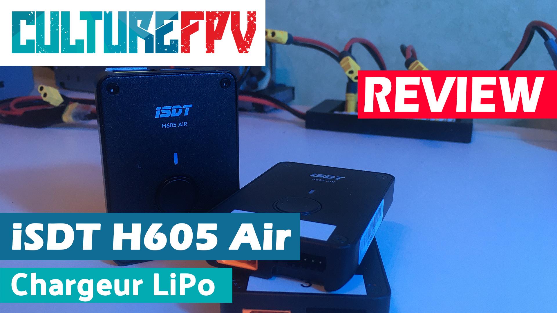 iSDT H605 Air