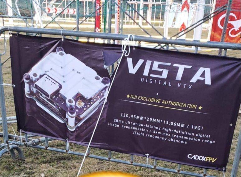 Caddx Vista VTX